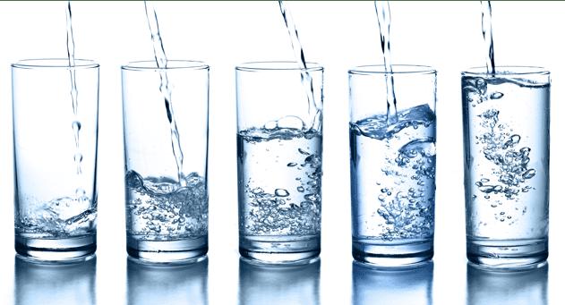 Consommation d'eau quotidienne