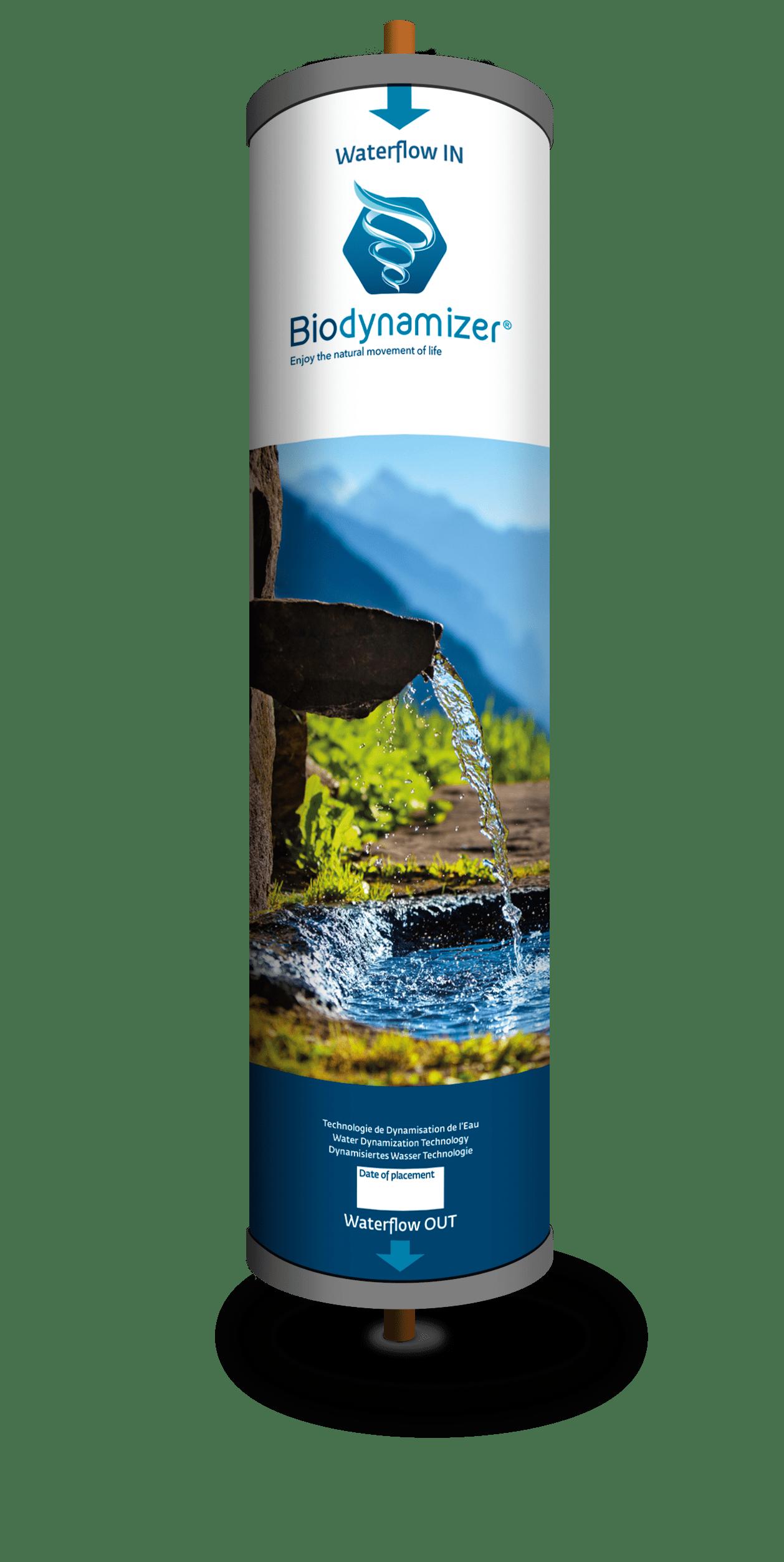 Biodynamizer dynamisation de l'eau du robinet
