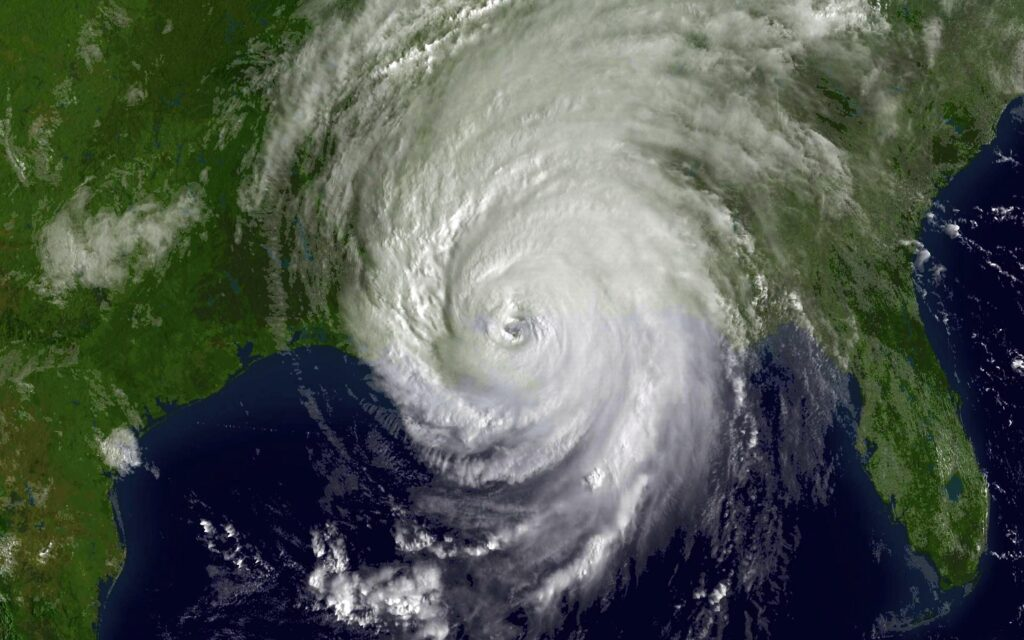 Houragan Katrina