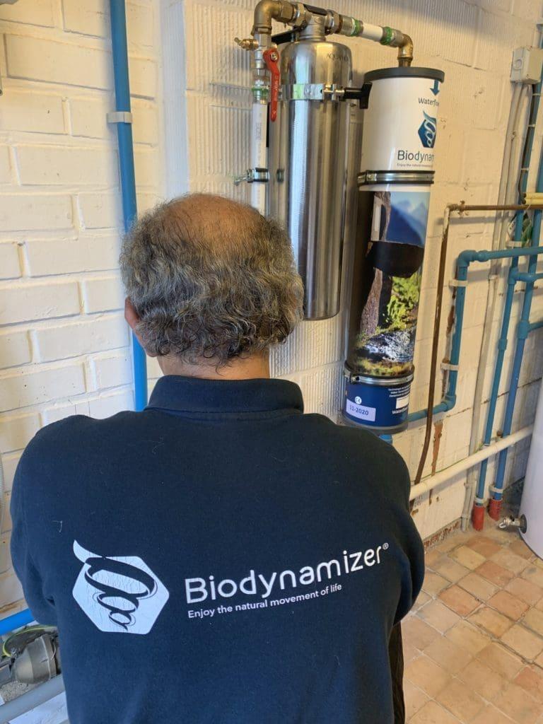 Installateur Biodynamizer
