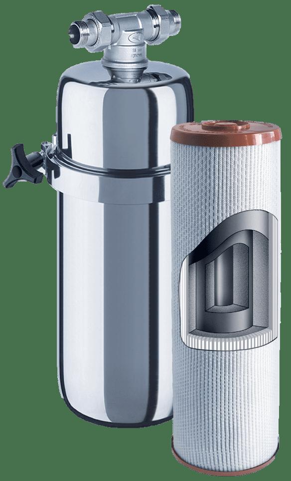 filtre au charbon actif