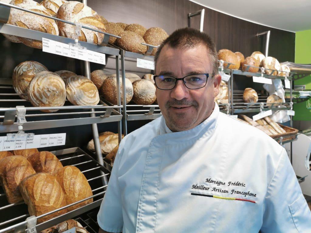 Maître boulanger de Wallonie